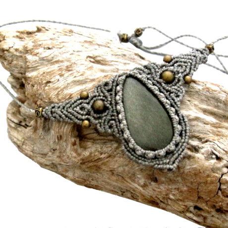 collar obsidiana dorada gris2