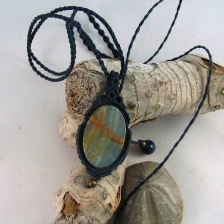 collar onix azulbb