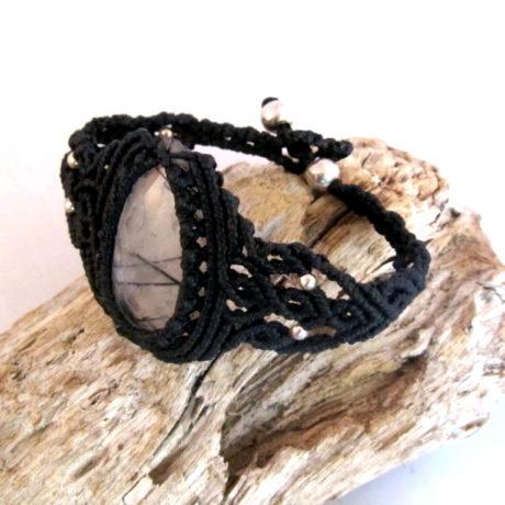 pulsera cuarzo turmalina negro2