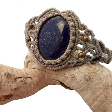 pulsera lapislazuli azul2